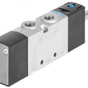Solenoid valve VUVS-L30-M52-AD-G38-F8