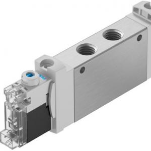FESTO Solenoid valve VUVS-LK14-M52-AT-G18-1H2L-S